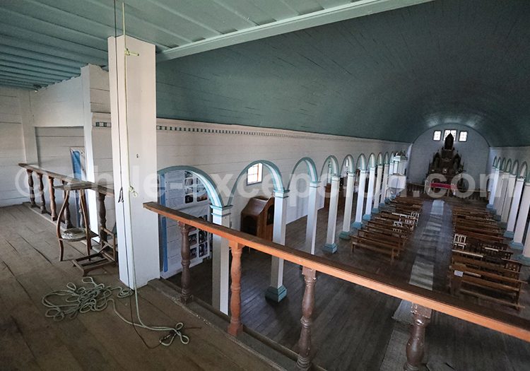 Eglise de Tenaún, Chiloé