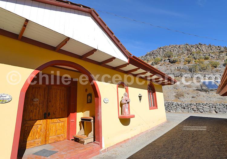 Hacienda los Andes, séjour sur mesure à Ovalle