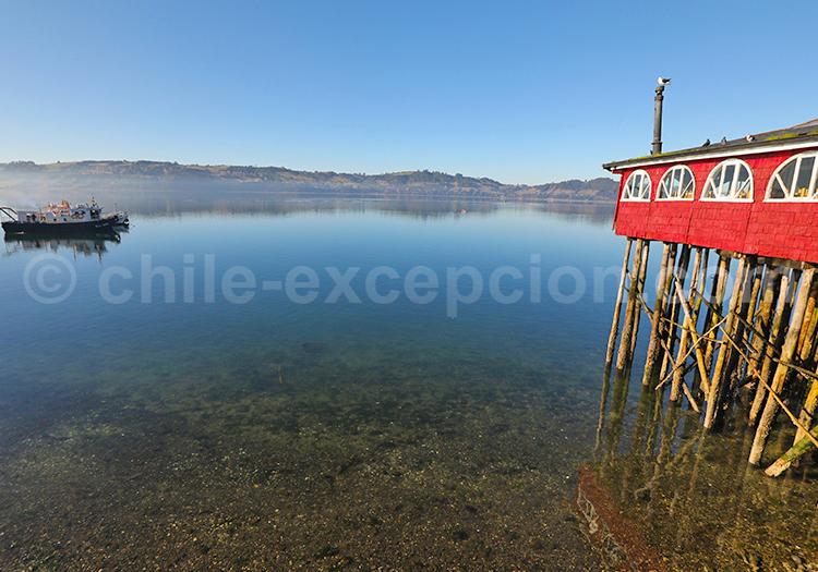 Castro, province de Chiloé