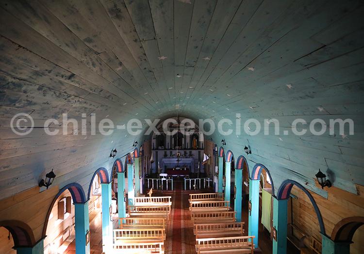 Eglise de Colo, Chiloé