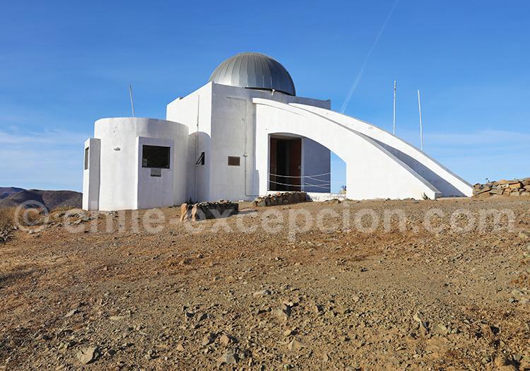 Observatoire de Collowara, sommet cerro Churqui
