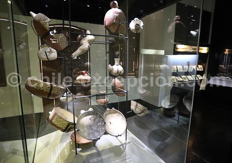 Musée del Limarí, Chili