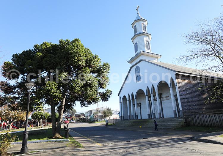 Eglise de Dalcahue, Chiloé