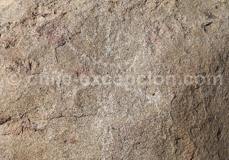 Art rupestre, Ovalle