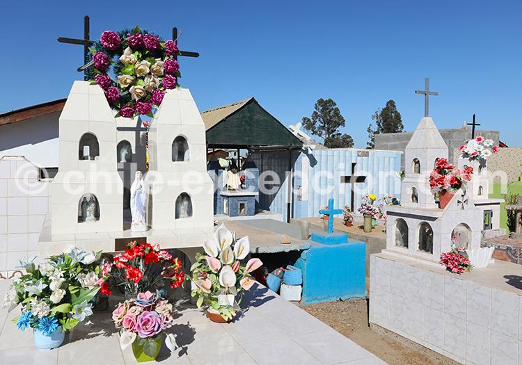 La religion catholique au Chili