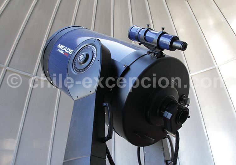 Observer Jupiter, Chili