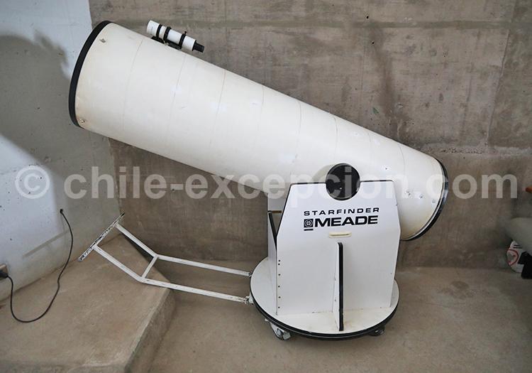 Observatoire de Collowara, voyage au Chili