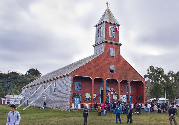 Eglises de Caguach - CC Fundación Amigos de las Iglesias de Chiloe