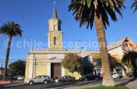 Place d'Armes Ovalle, San Vicente Ferrer