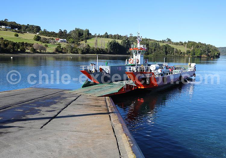 Île de Lemuy, archipel de Chiloé