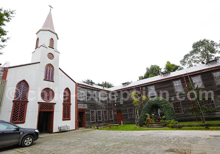 Ex Convento de la Inmaculada Concepción, Ancud