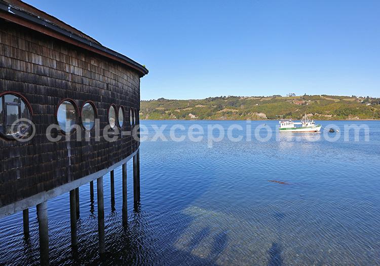 Région des lacs, Chiloé