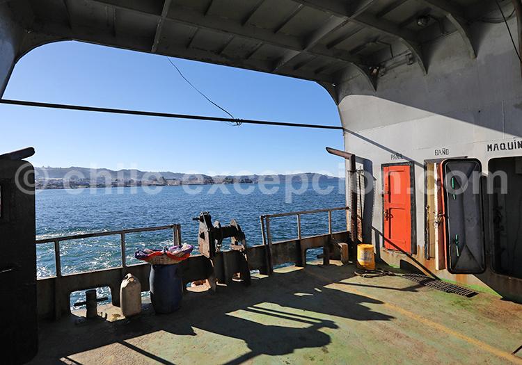 Excursion sur l'île de Quinchao, Chiloé