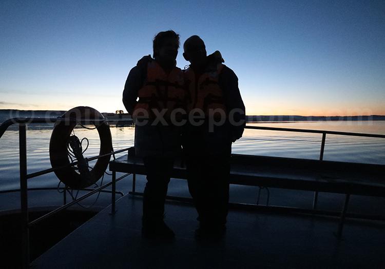 Navigation, île de Chiloé