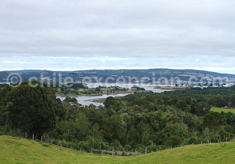 Ancud, Île de Chiloé
