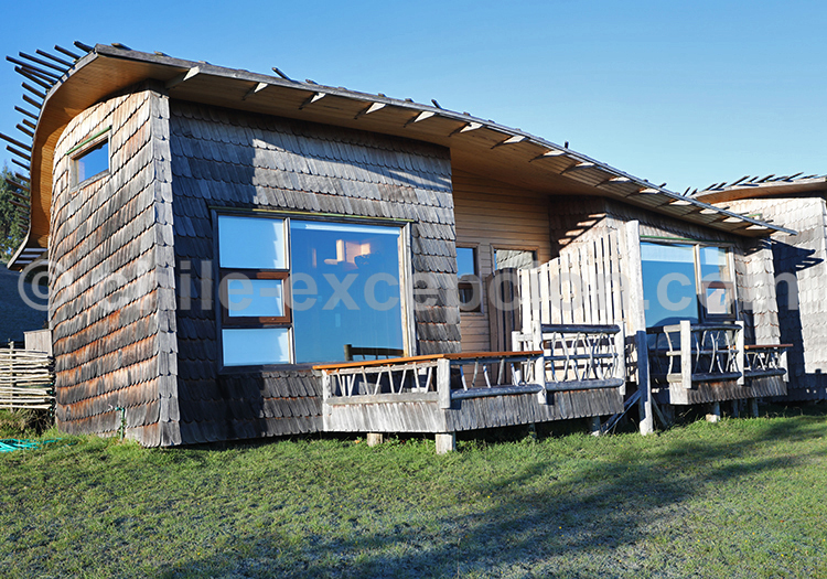 Hôtel Ocio Territorial, Patagonie des lacs