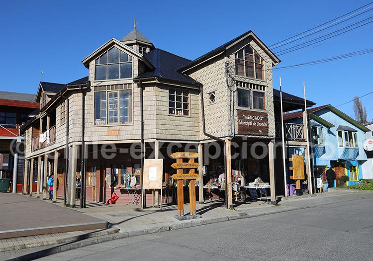 Chonchi, Île de Chiloé