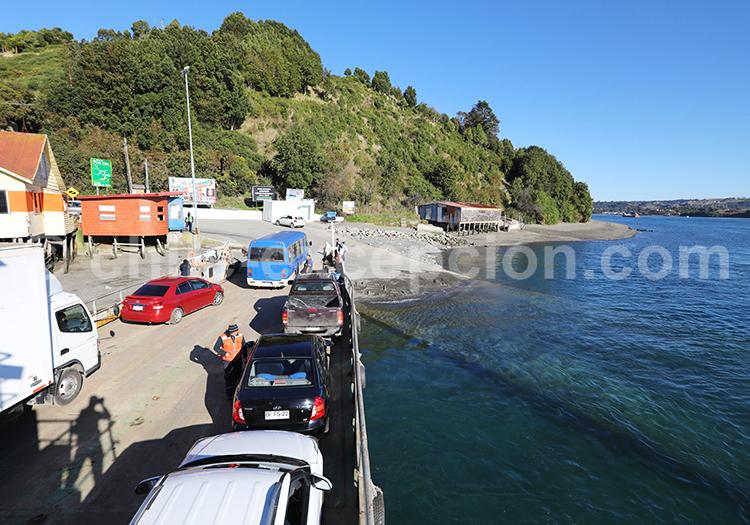 Île de Quinchao, Sud du Chili