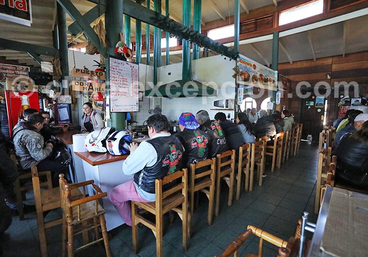 Cocinería Dalcahue, Chiloé, Chili