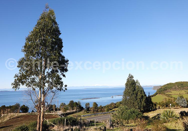 Île de Quinchao, région de Chiloé