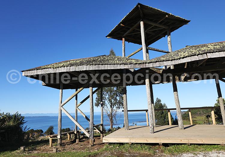 Mirador, Île de Quinchao, Chiloé