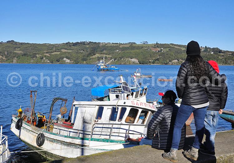 Dalcahue, Chiloé, Chili