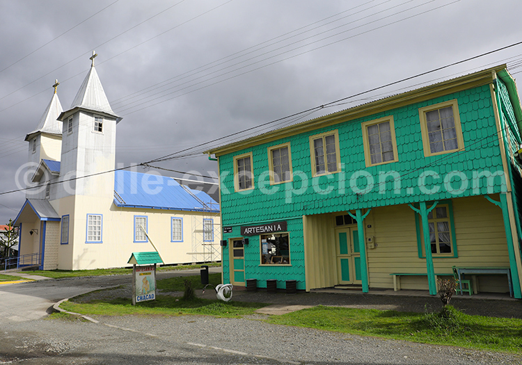 Chacao, Chiloé