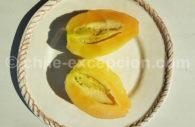 Pepino dulce ou melon