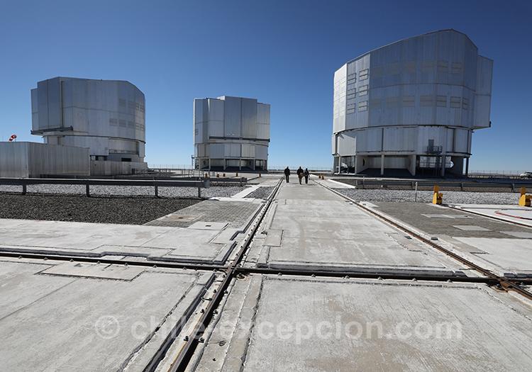 Observatoires astronomiques du Chili