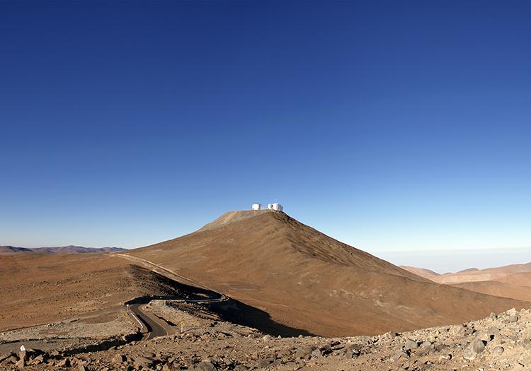 Observatoire Cerro Paranal - Crédit ESO José F Salgado