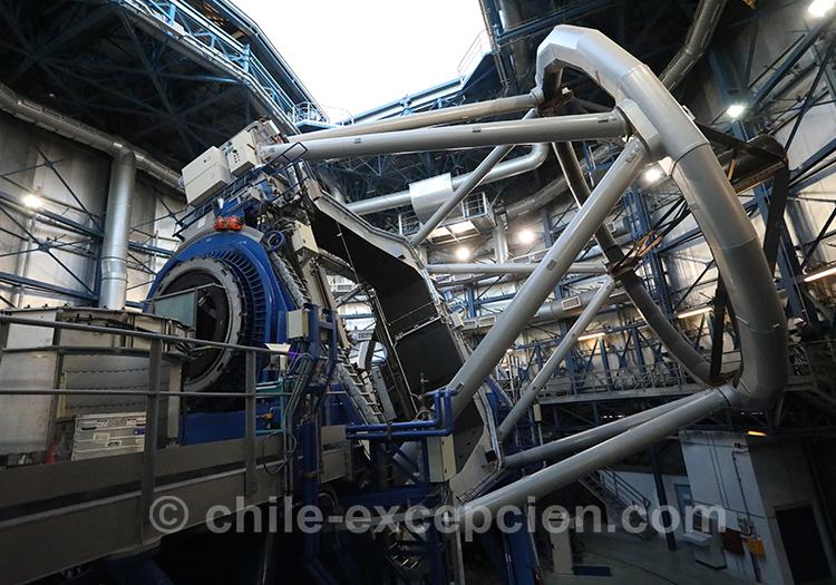 Ingénierie des observatoires astronomiques, désert d'Atacama