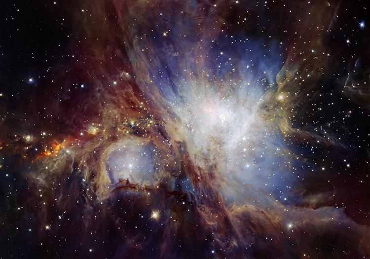 Observatoire Cerro Paranal - Crédit ESOH Al. Drass