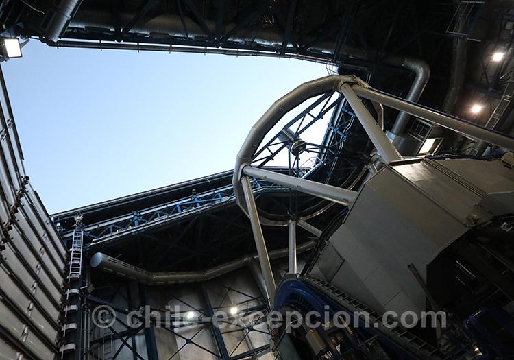 Attirail d'un observatoire astronomique