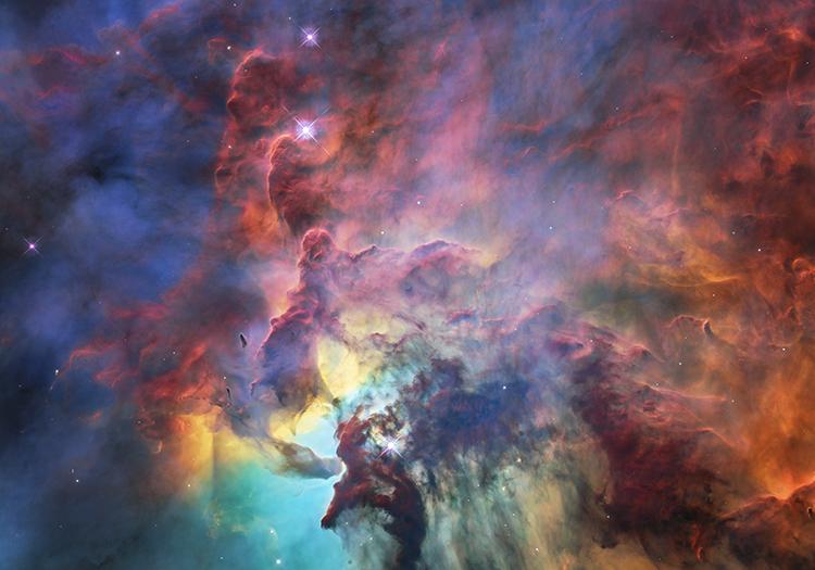 Observatoire Cerro Paranal - Crédit ESA Hubble et NASA