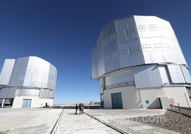Observation des étoiles, voyage sur mesure au Chili