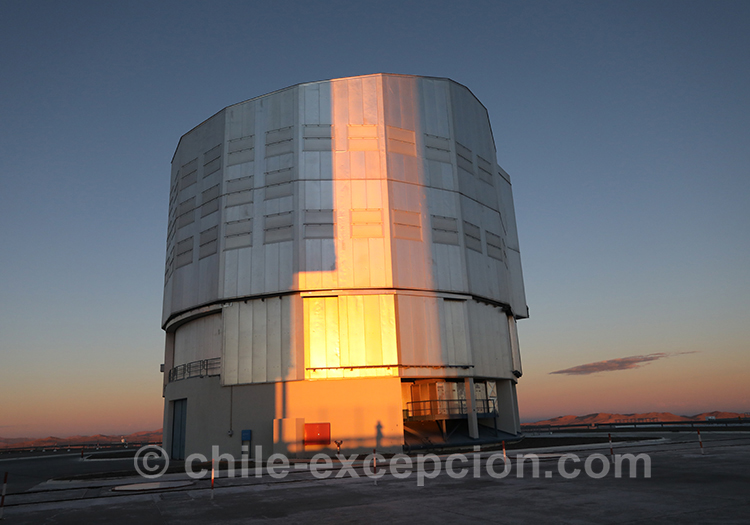 Observatoire, Cerro Paranal, Very Large Telescope