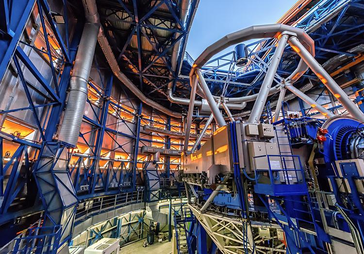 Observatoire Cerro Paranal - Crédit ESO V Forchi