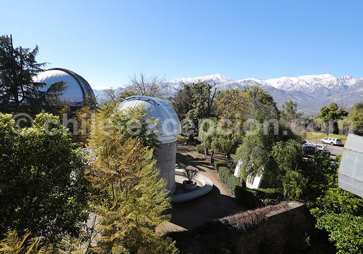 Observatoire Astronomique National, Santiago