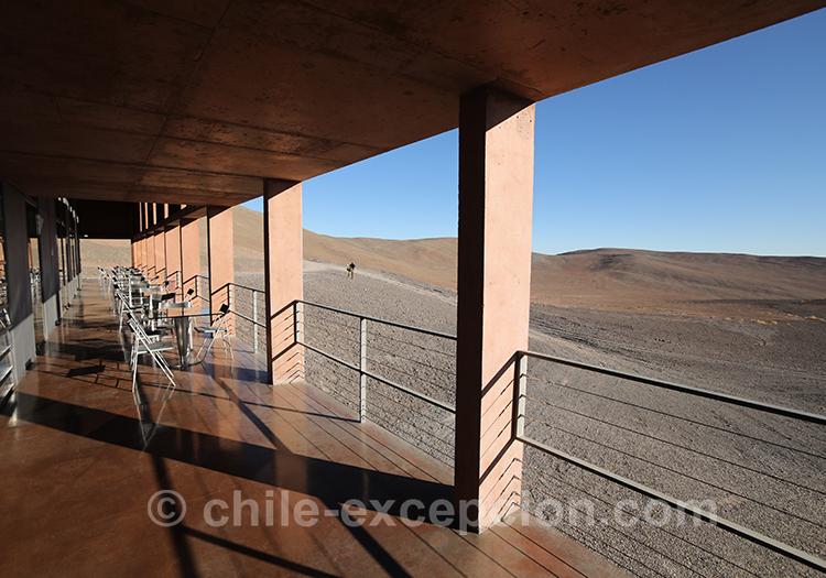 Résidence de Paranal, Chili