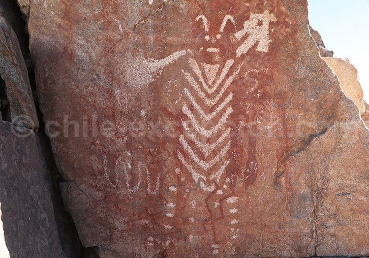 Peinture rupestre, Quebrada de las Pinturas