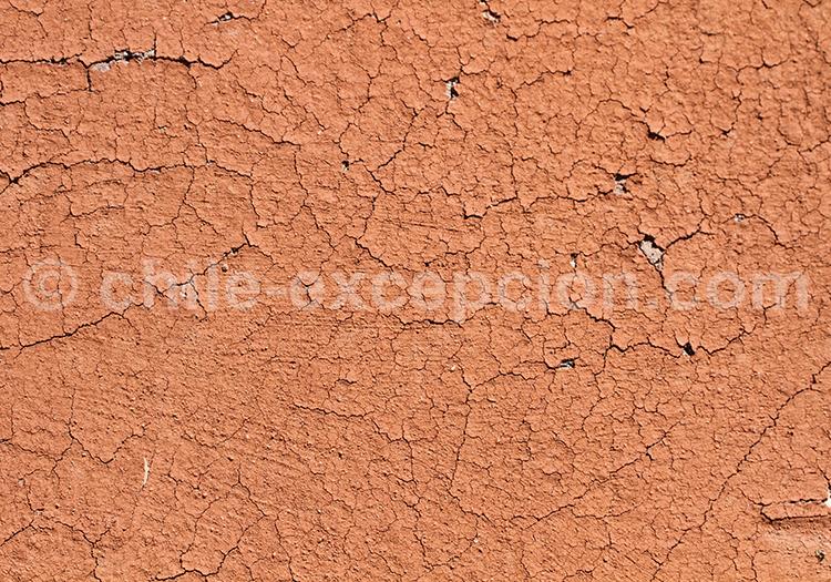 Terre du désert, Nord du Chili
