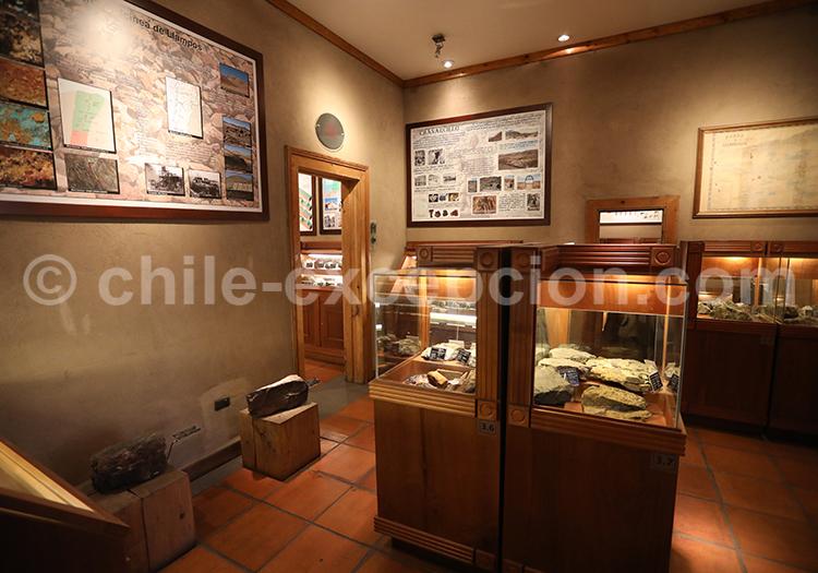 Découvrir le musée des mines, Tierra Amarilla