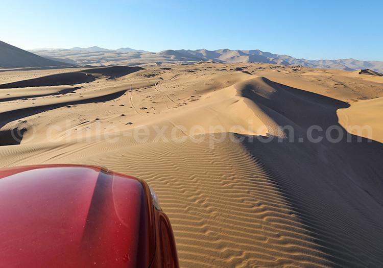 Tour guidé désert du Nord du Chili