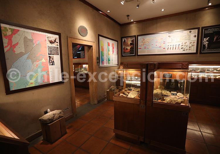 Musée des mines, tourisme au Chili