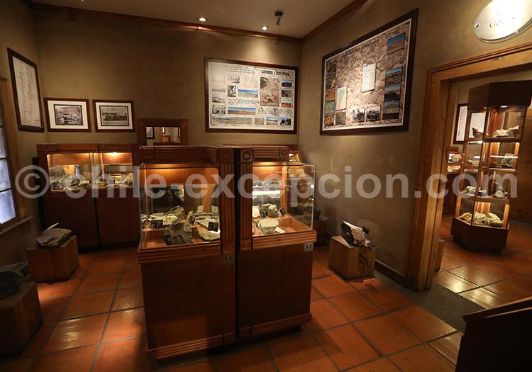 Visite guidée du musée des mines, Tierra Amarilla
