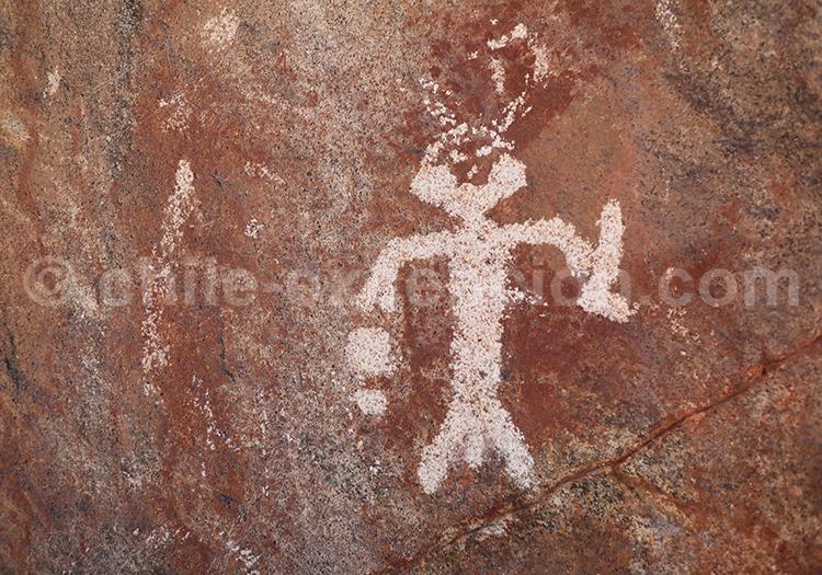 Quebrada de las Pinturas, Copiapo