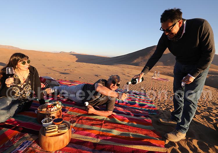 Tour guidé désert du Chili