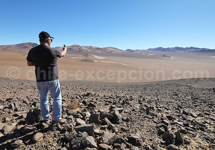 Dune Medanoso, Copiapo, Chili