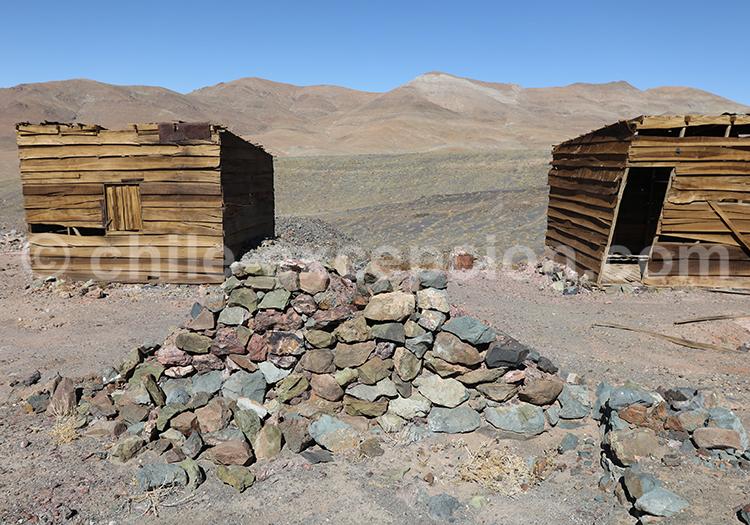 Mines La Cirujana y Las Guias, Copiapo