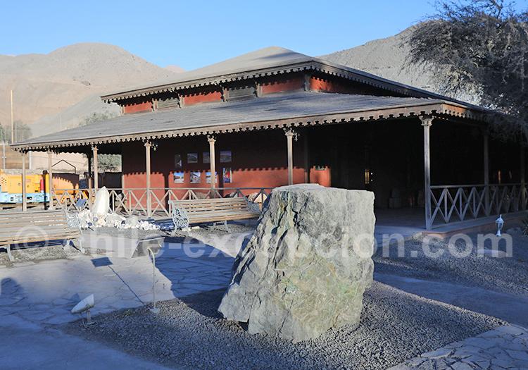 Musée des mines, Tierra Amarilla, Nord du Chili